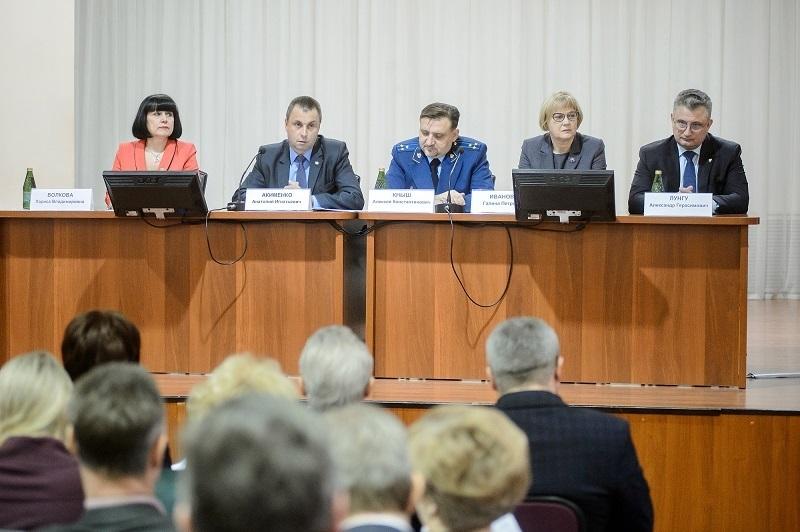 В Воронежской области отметили борьбу с коррупцией