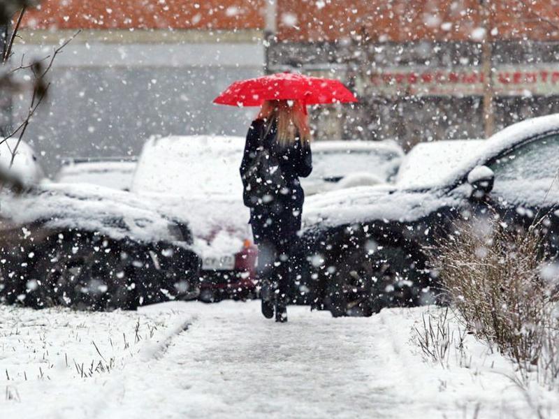 Синоптики рассказали, сколько в Воронеже продлится снегопад